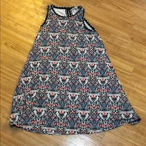 Floral dress, great condition